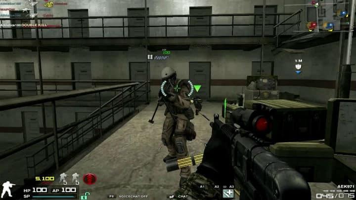 Combat Arms game