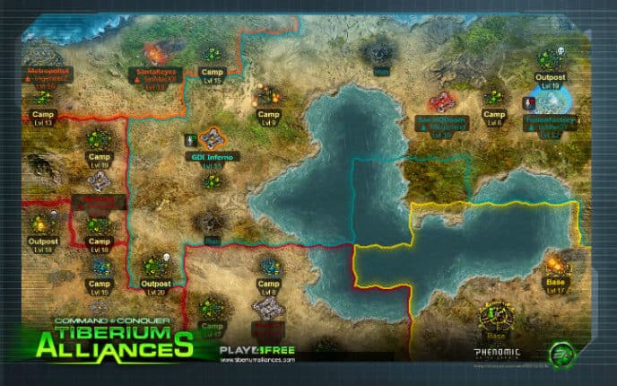 Command and Conquer- Tiberium Alliances