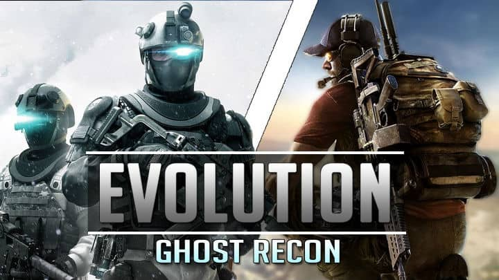 Ghost Recon Series games