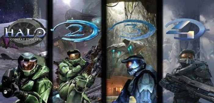 Halo Series games