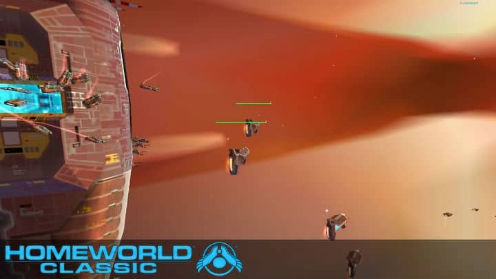 Homeworld game