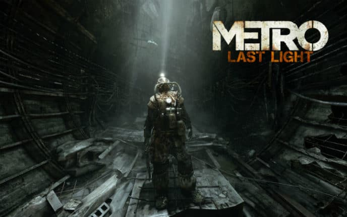 Metro- Last Light game