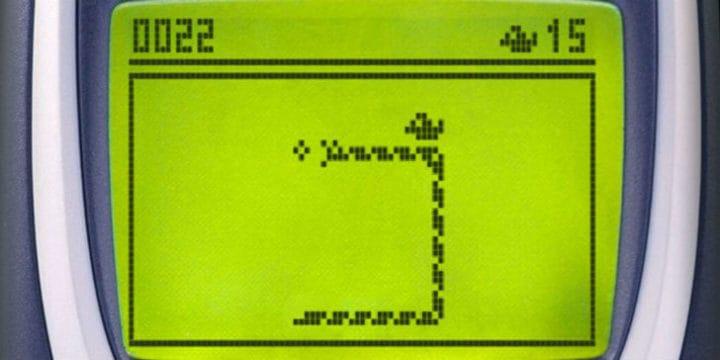 Nokia Snake Online game