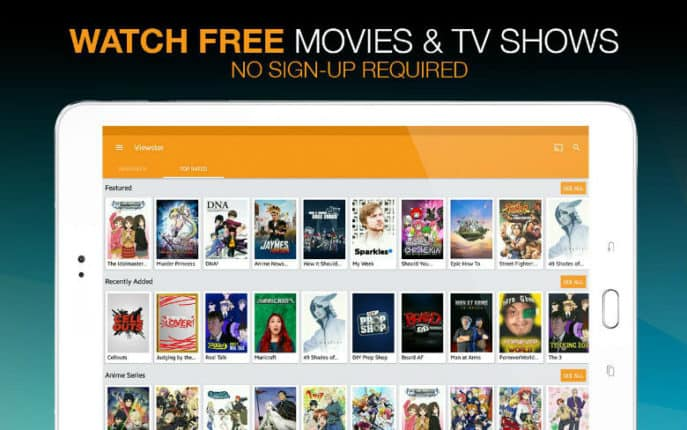 Viewster Free Movie and TV Shows Streaming Site Review