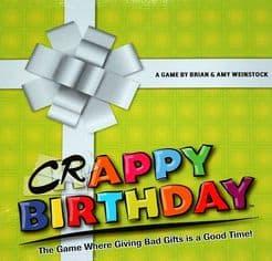 crappy birthday board game