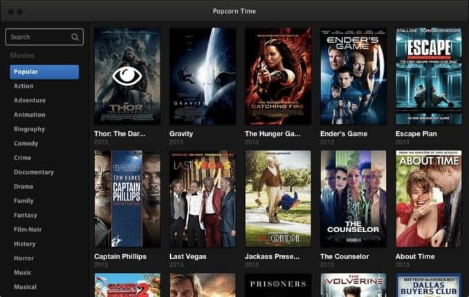 Popcorn Time APK Download for Android, iOS and PC/Laptop