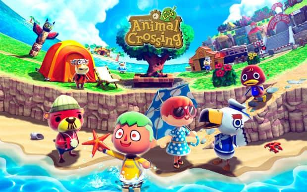 Animal Crossing- New Leaf