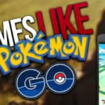 12 AR Games like Pokemon GO for Android, iOS