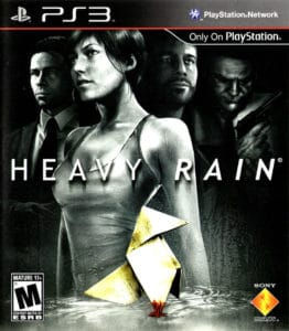Heavy Rain game