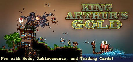 King Arthur Gold on Steam