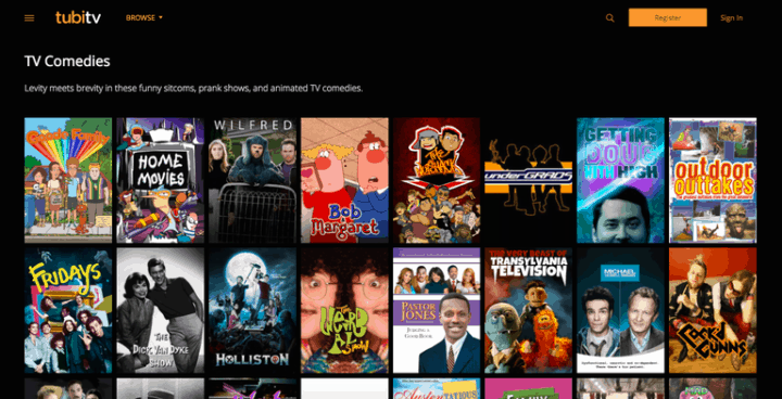 download free tv series online without membership