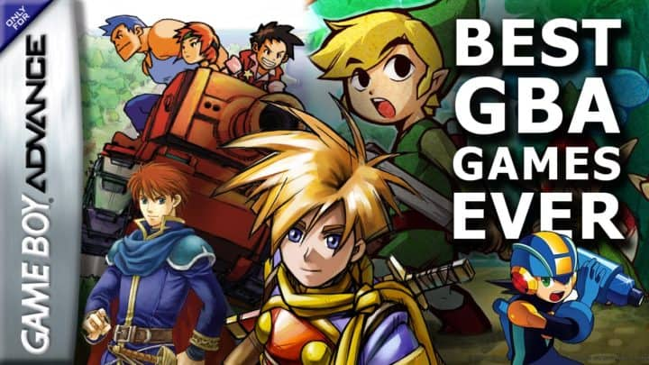 30 Absolute Best Game Boy Advance {GBA} Games of All Time