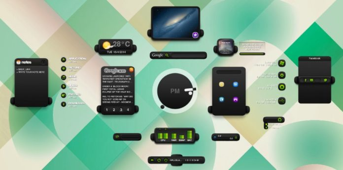 Best RainMeter Skins and Themes Windows 10/8/7 1 - [Updated Today