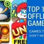 20 Fun no Internet Games that Dont need Wifi for Android & iPhone