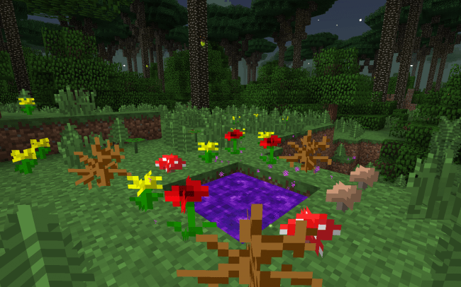 Twilight Forest Minecraft mod
