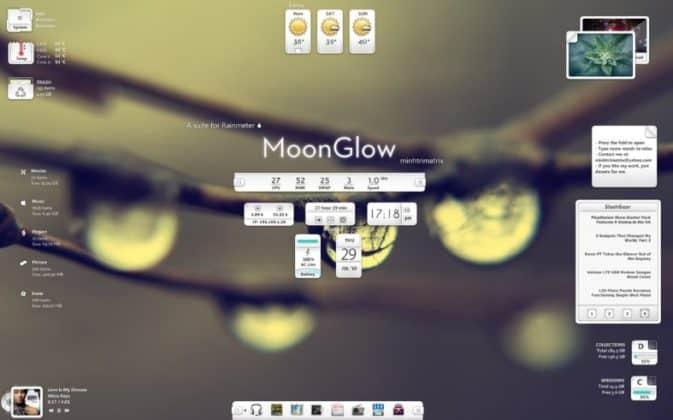 moon-glow