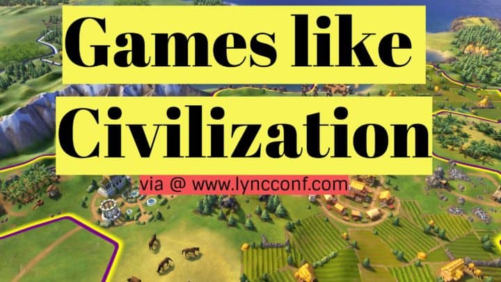 15 Games like Civilization/Civ5 for Android, PS4 2018