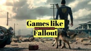 Games like Fallout