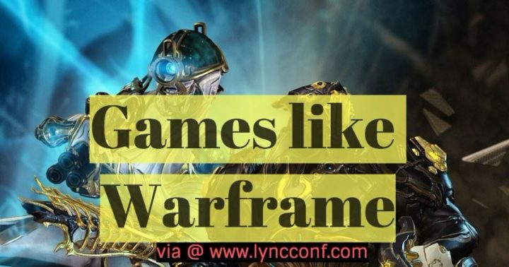 Games like Warframe