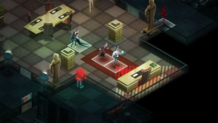 Invisible INC
