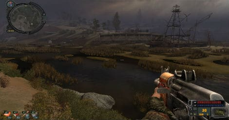 STALKER Call of Pripyat