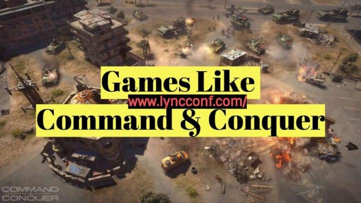 15 Best Games Like Command and Conquer (September 2019