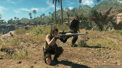 Metal Gear Solid V- The Phantom Pain