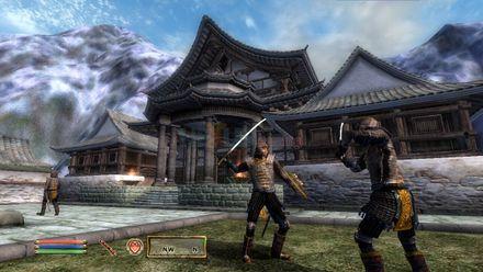 The Elder Scrolls IV- Oblivion