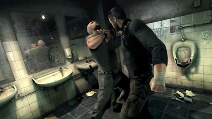 Tom Clancy's Splinter Cell- Conviction