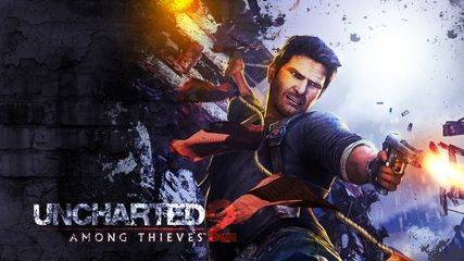 Uncharted 2- Among Thieves