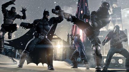 Batman- Arkham Origins