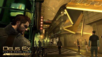 Deus Ex- Human Revolution
