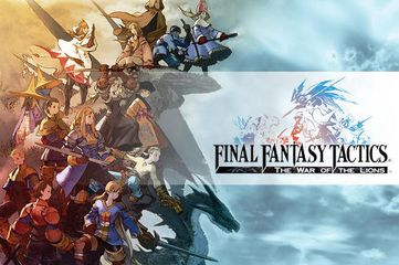 Final Fantasy Tactics- The War of the Lions