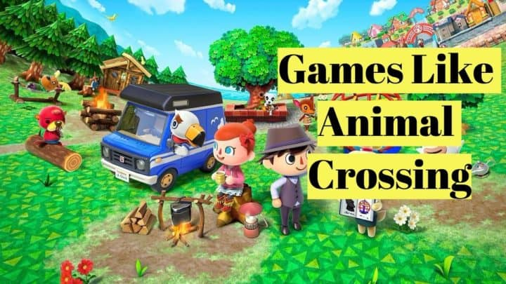 15 Games Like Animal Crossing (August 2019) - LyncConf