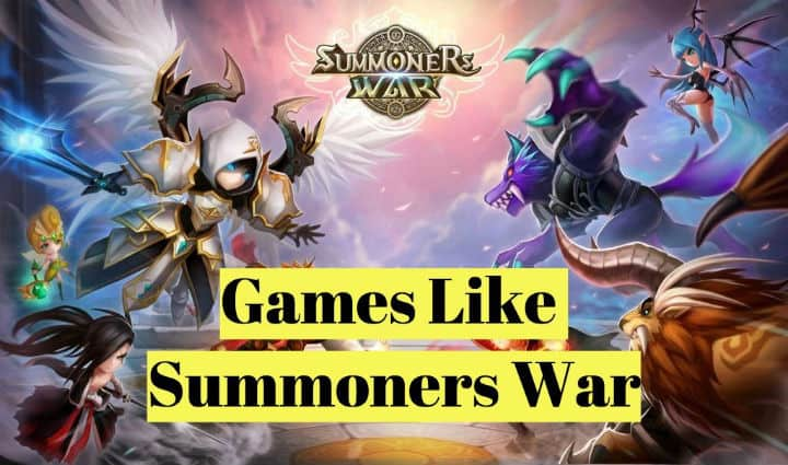 15 Games Like Summoners War (August 2019) - LyncConf