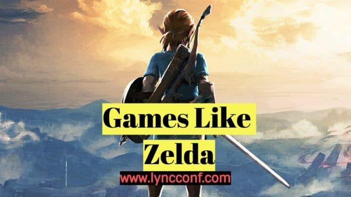 15 Games Like The Legend of Zelda (2018) for PC, Android, on Steam