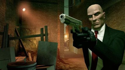 Hitman- Blood Money