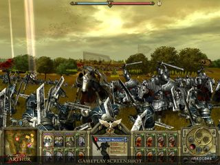 King Arthur game