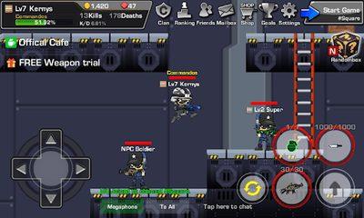LOSTGUNS- Multiplayer Shooting