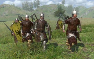 Mount and Blade- Warband