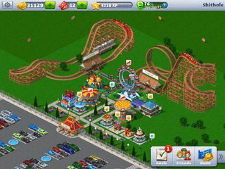 RollerCoaster Tycoon (RCT)