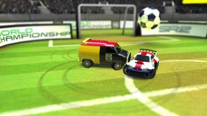 Soccer Rally 2 World Championship