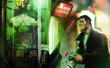 Cypher- Cyberpunk Adventures