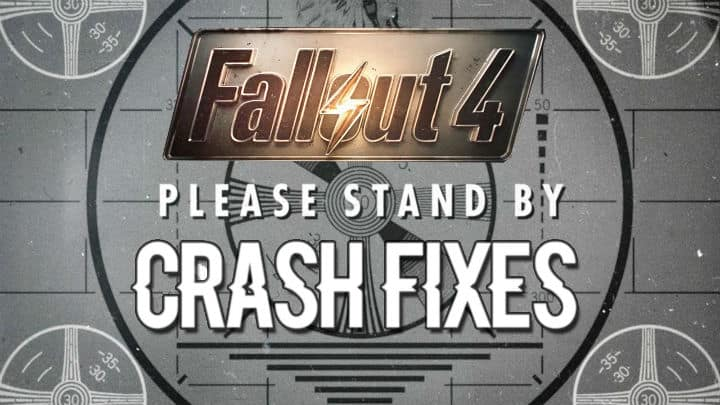 Fallout 4 Crashing on Startup Windows 10