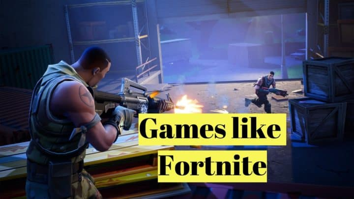 15 Free Games like Fortnite Battle Royale Online for PC, PS4