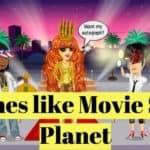 15 Games like Movie Star Planet (MSP) 2018