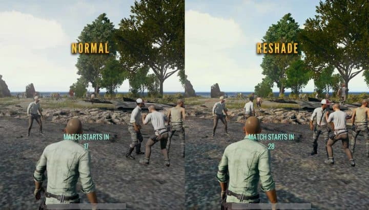 PUBG Reshade Settings Guide
