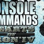 Hearts of Iron 4 – Hoi4 Console Commands, Cheats