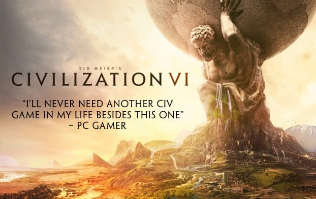 Civilization 6 System Requirements PC | Can I Run It?