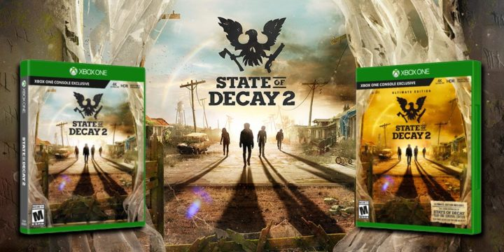 State Of Decay 2 Ultimate Edition System Requirements